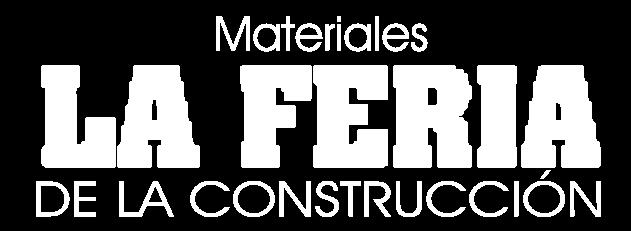Materiales la feria de la construcción